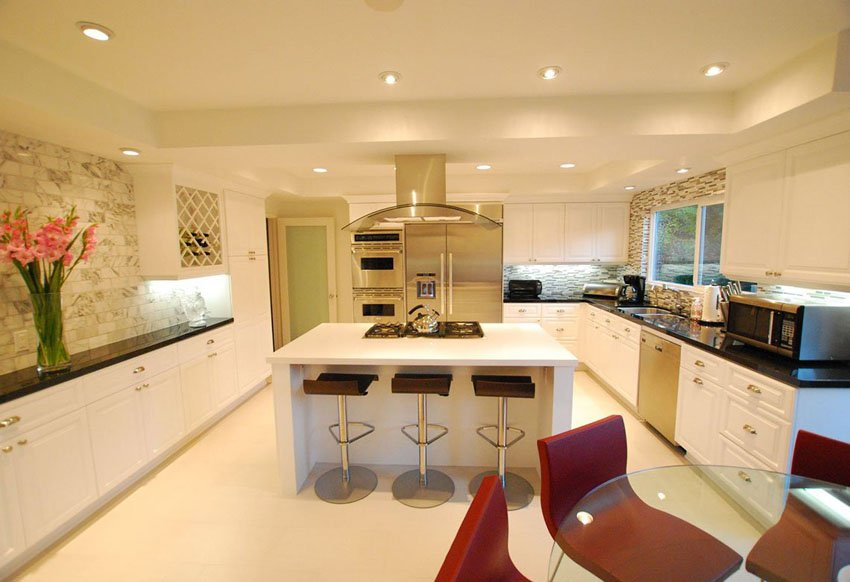 Kitchen Remodeling Beverly Hills Endearing Kitchen Remodeling Beverly Hills Ca  Precise Home Builders Decorating Design