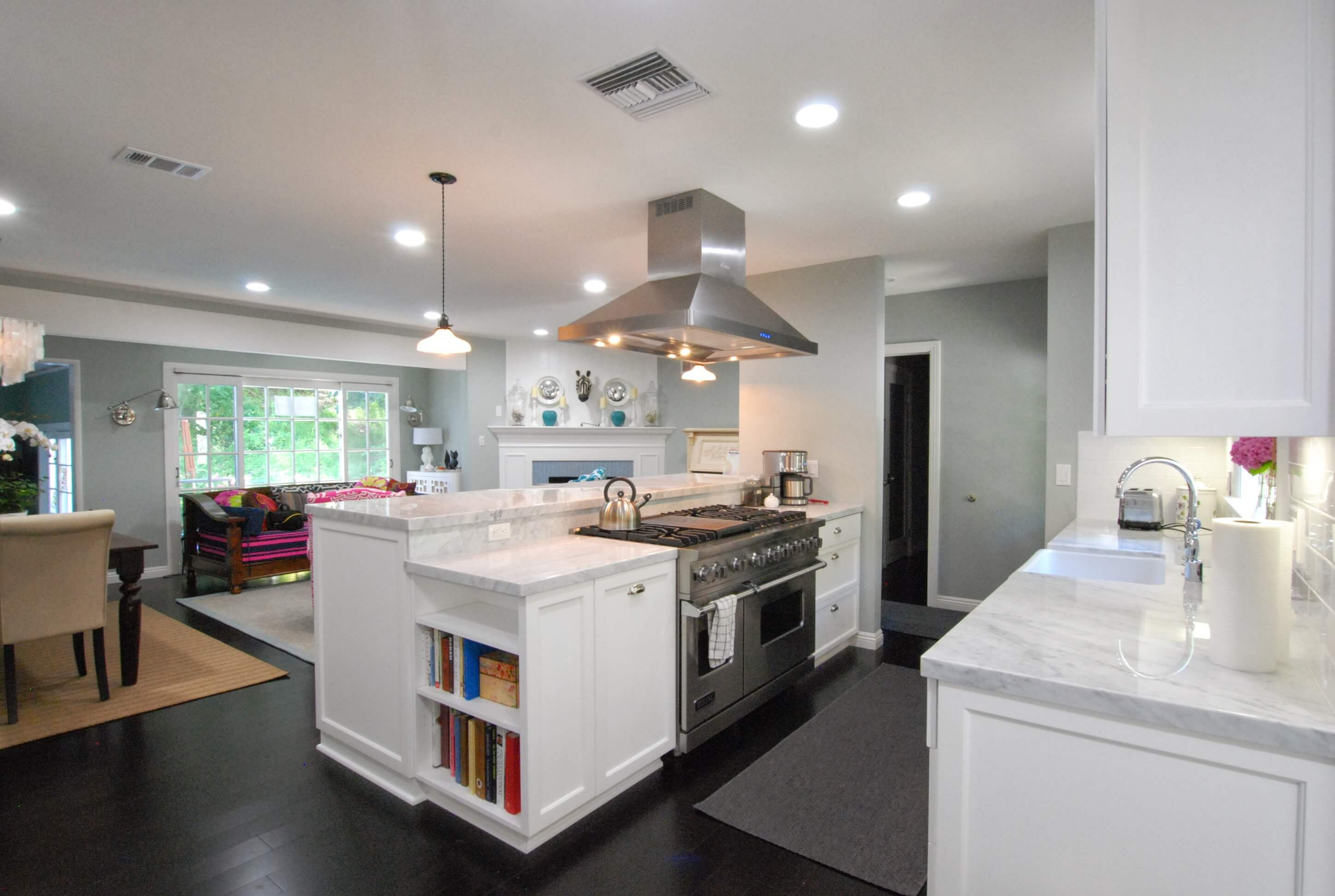 Mike and Lisa, Kitchen Remodel Sherman Oaks portfolio - Precise Home ...