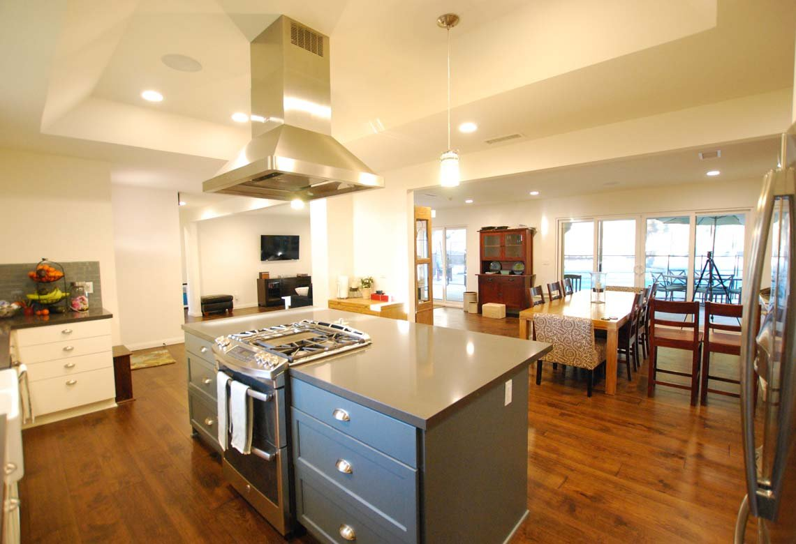 Weigt Woodland Hills Kitchen Remodeling Portfolio Precise Home Builders