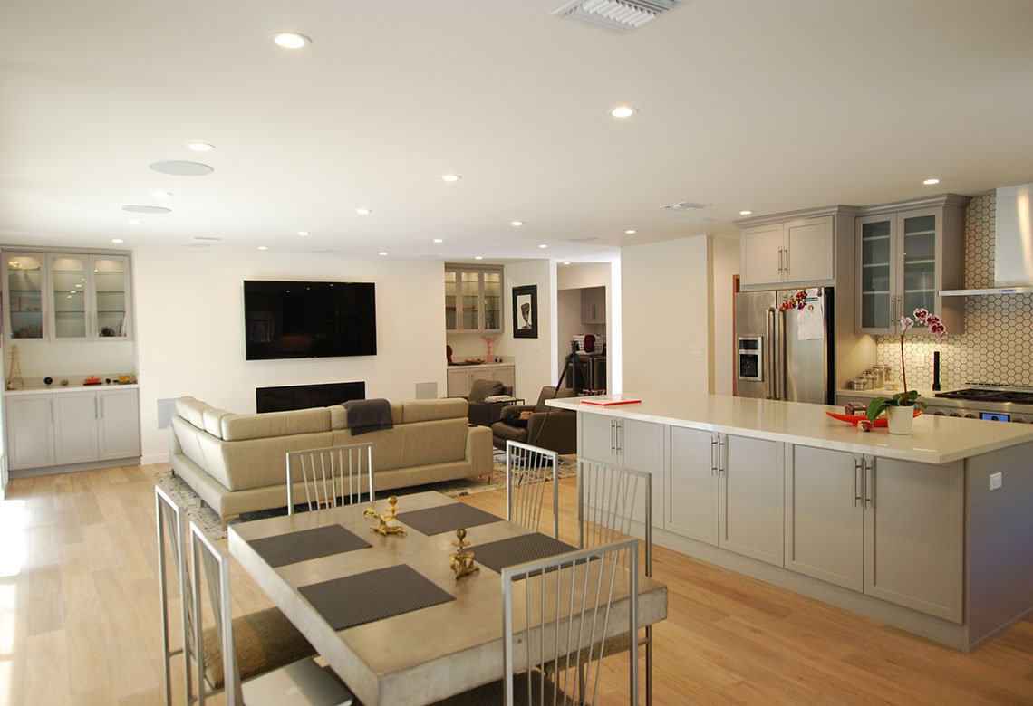 Wolff Studio City Kitchen Remodeling Portfolio Precise Home Builders